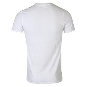 Maglietta da uomo LINKIN PARK - BRACKET LOGO (WHITE) - PLASTIC HEAD, PLASTIC HEAD, Linkin Park