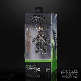 Action figure STAR WARS - Teebo (Ewok), NNM, Star Wars