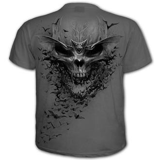 t-shirt uomo - BAT SKULL - SPIRAL, SPIRAL