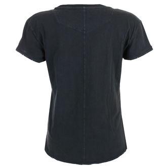t-shirt metal donna AC-DC - BLACK -, AC-DC