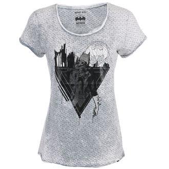 t-shirt film donna Batman - LIGHT GREY -