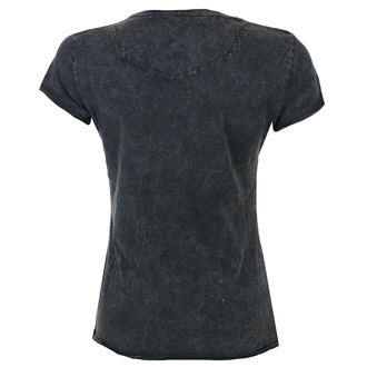t-shirt film donna Batman - BLACK -