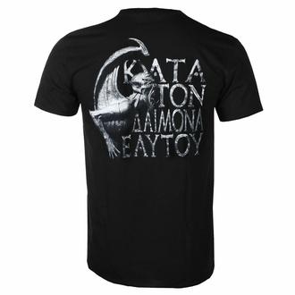 Maglietta da uomo Rotting Christ - Kata To n Daimon Eaytoy - SEASON OF MIST, SEASON OF MIST, Rotting Christ