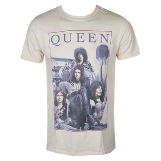 t-shirt metal uomo Queen - Vintage Frame - ROCK OFF, ROCK OFF, Queen