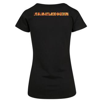 Maglietta da donna RAMMSTEIN - Ladies Lava Logo - nero, RAMMSTEIN, Rammstein