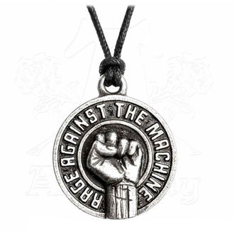 collana con ciondolo Rage Against The Machine - ALCHEMY GOTHIC, ALCHEMY GOTHIC, Rage against the machine