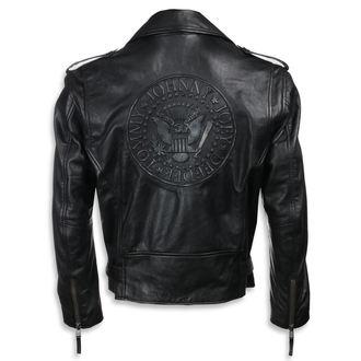 giacca di pelle Ramones - BLACK - NNM, NNM, Ramones