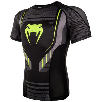 T-shirt termica da uomo  Venum - Technical 2.0 Rashguard - Nero / Giallo, VENUM