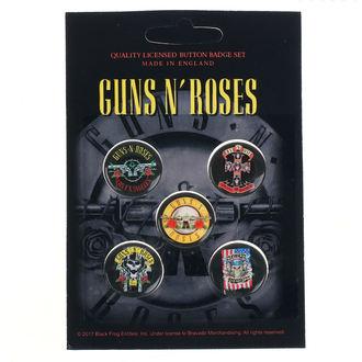 Spillette Guns N' Roses - Bullet Logo - RAZAMATAZ, RAZAMATAZ, Guns N' Roses