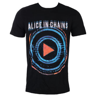t-shirt metal uomo Alice In Chains - Played - ROCK OFF, ROCK OFF, Alice In Chains