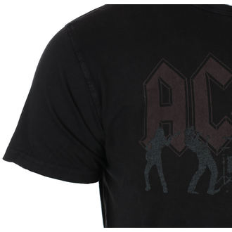 t-shirt metal uomo AC-DC - Vintage Silhouettes - ROCK OFF, ROCK OFF, AC-DC