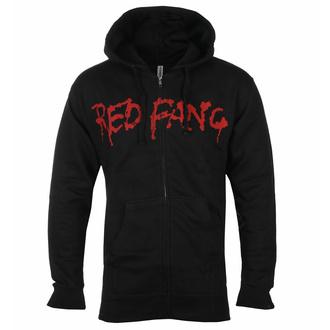 Felpa da uomo Red Fang - Fang - Nero - INDIEMERCH - INM053
