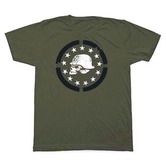 t-shirt street uomo - REBELLION - METAL MULISHA, METAL MULISHA