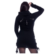 Maglione Da donna Poizen Industries - REECE TOP LADIES BLACK, POIZEN INDUSTRIES