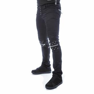 Pantaloni da uomo VIXXSIN - REHAN - NERO, VIXXSIN