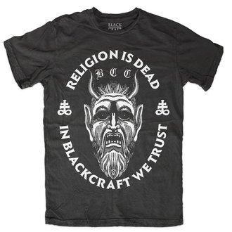 t-shirt uomo - Religion is Dead - BLACK CRAFT, BLACK CRAFT