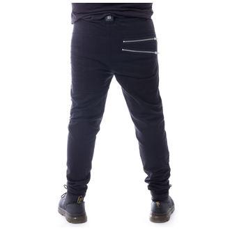 pantaloni (pantaloni della tuta) VIXXSIN - RELM - NERO, VIXXSIN