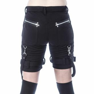 Pantaloncini da donna (sportivi) CHEMICAL BLACK - RENITA - NERO, CHEMICAL BLACK