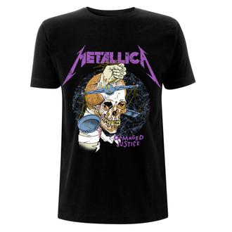 t-shirt metal uomo Metallica - Damage Hammer - NNM, NNM, Metallica