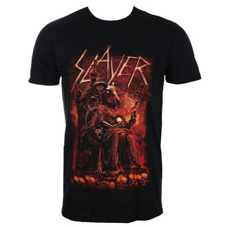 t-shirt metal uomo Slayer - Goat Skull - ROCK OFF, ROCK OFF, Slayer