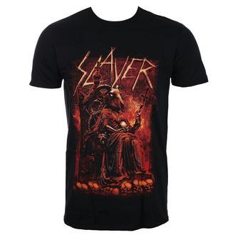 t-shirt metal uomo Slayer - Goat Skull - ROCK OFF - SLAYTEE42MB