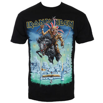 t-shirt metal uomo Iron Maiden - Tour Trooper - ROCK OFF, ROCK OFF, Iron Maiden