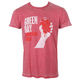 t-shirt metal uomo Green Day - American Idiot - ROCK OFF, ROCK OFF, Green Day