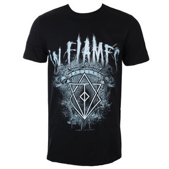 t-shirt metal uomo In Flames - Battles Crest - ROCK OFF, ROCK OFF, In Flames