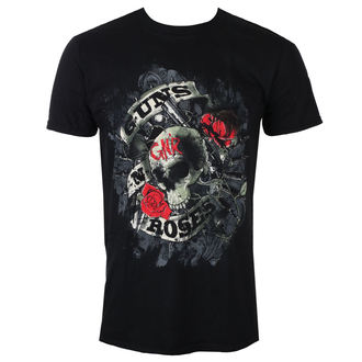 t-shirt metal uomo Guns N' Roses - Firepower - ROCK OFF, ROCK OFF, Guns N' Roses