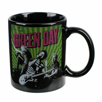 Tazza GREEN DAY - ROCK OFF, ROCK OFF, Green Day