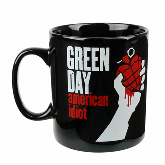 Tazza (grande) GREEN DAY - ROCK OFF, ROCK OFF, Green Day