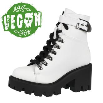 Scarpe da donna ALTERCORE - Enid - Vegan bianco, ALTERCORE
