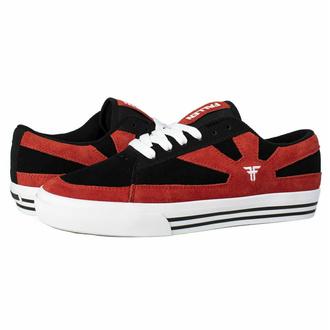 Scarpe da uomo FALLEN - Rising Sun - Black / Red - FMJ1ZA27 BLACK-RED