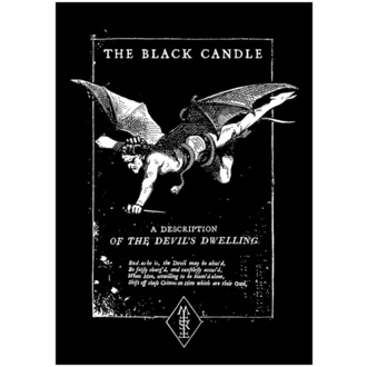 Libro The Black Candle 3rd: Sympathy For The Devil, CULT NEVER DIE