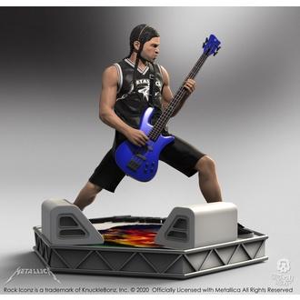 Action Figure Metallica - Robert Trujillo - Edizione Limitata - KNUCKLEBONZ, KNUCKLEBONZ, Metallica