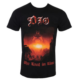 t-shirt metal uomo Dio - The Last In Line - ROCK OFF, ROCK OFF, Dio