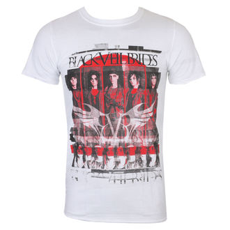 t-shirt metal uomo Black Veil Brides - Group Scatter - ROCK OFF, ROCK OFF, Black Veil Brides