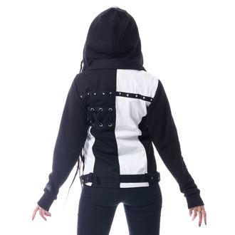 Giacca da donna Vixxsin - ROCKSTAR - BLACK/WHITE, VIXXSIN