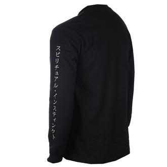 Maglietta da uomo a maniche lunghe Alcest - Knight - Nero - KINGS ROAD, KINGS ROAD, Alcest