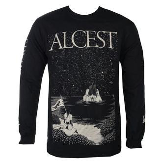 Maglietta da uomo a maniche lunghe Alcest - Island - Nero - KINGS ROAD, KINGS ROAD, Alcest