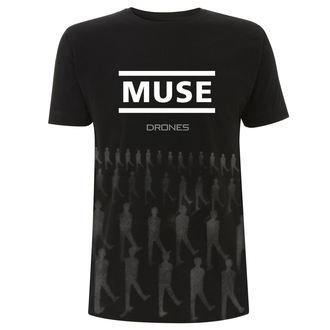 t-shirt metal uomo Muse - Toned Drones - NNM, NNM, Muse