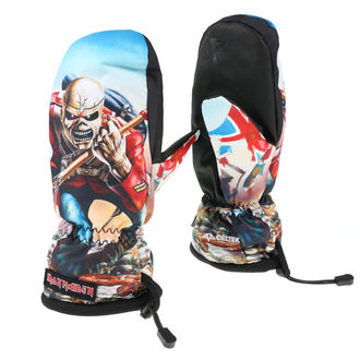 guanti Iron Maiden - Trooper - CELTEK, CELTEK, Iron Maiden