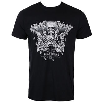 t-shirt metal uomo Guns N' Roses - Skeleton Guns - ROCK OFF, ROCK OFF, Guns N' Roses