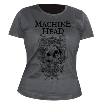 t-shirt metal donna Machine Head - NUCLEAR BLAST - NUCLEAR BLAST, NUCLEAR BLAST, Machine Head