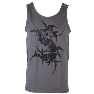t-shirt uomo Sepultura - Logo Grigio - NUCLEAR BLAST, NUCLEAR BLAST, Sepultura
