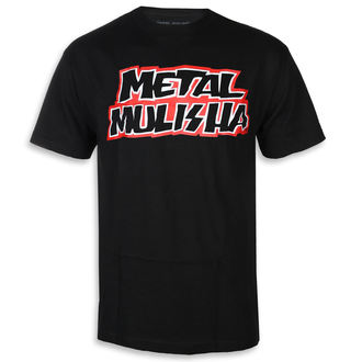 t-shirt street uomo - STICK UP BLK - METAL MULISHA, METAL MULISHA