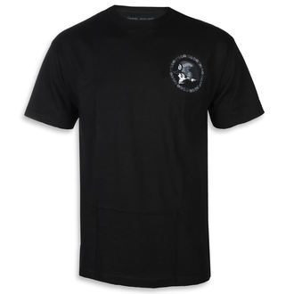 t-shirt street uomo - CHAIN GANG BLK - METAL MULISHA, METAL MULISHA