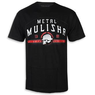 t-shirt street uomo - JUNKYARD BLK - METAL MULISHA, METAL MULISHA