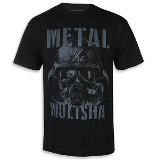 t-shirt street uomo - HAZARD BLK - METAL MULISHA, METAL MULISHA