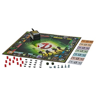Gioco  Ghostbusters - Board Game Monopoly, NNM, Ghostbusters